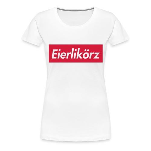 Eierlikörz SSFW 2017 Shirt - Frauen Premium T-Shirt
