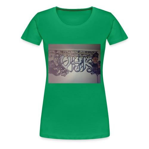 Værebro - Dame premium T-shirt