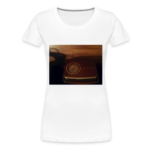 20180112 083300 - Dame premium T-shirt