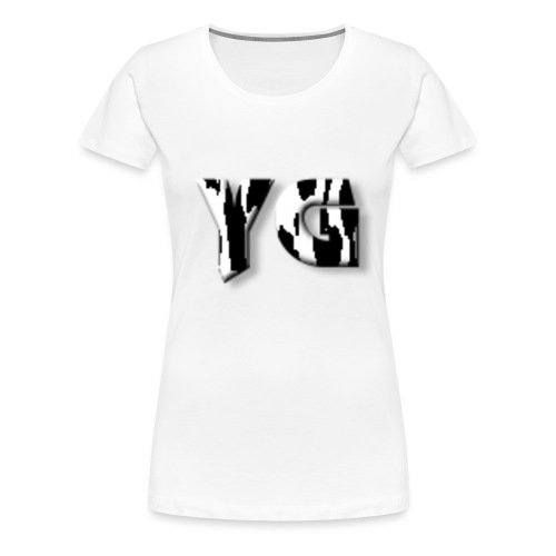 young co new ink drop - Women's Premium T-Shirt
