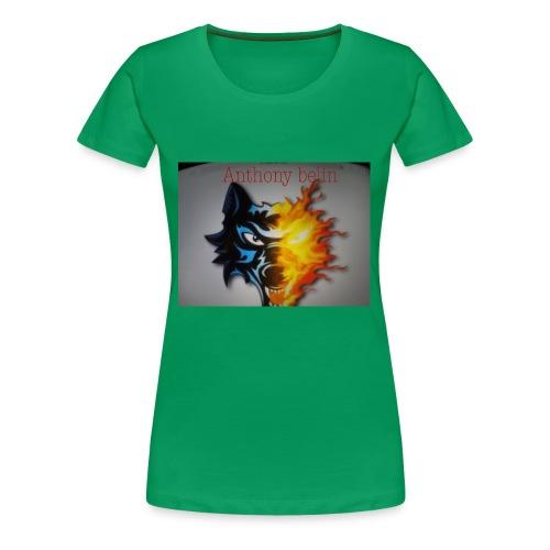 E44A4C12 938F 44EE 9F52 2551729D828D - T-shirt Premium Femme