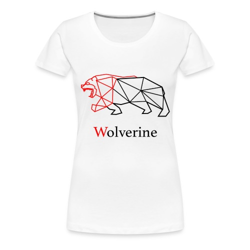 wolverine amine - Women's Premium T-Shirt