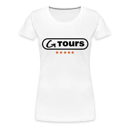 GRIZLY-TOUR - Frauen Premium T-Shirt