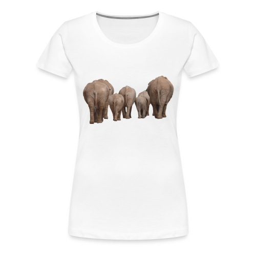 elephant 1049840 - Maglietta Premium da donna