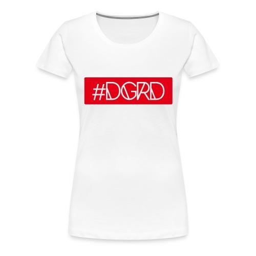 #DGRD cover smartphone - Maglietta Premium da donna