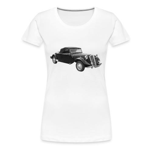 traction - T-shirt Premium Femme