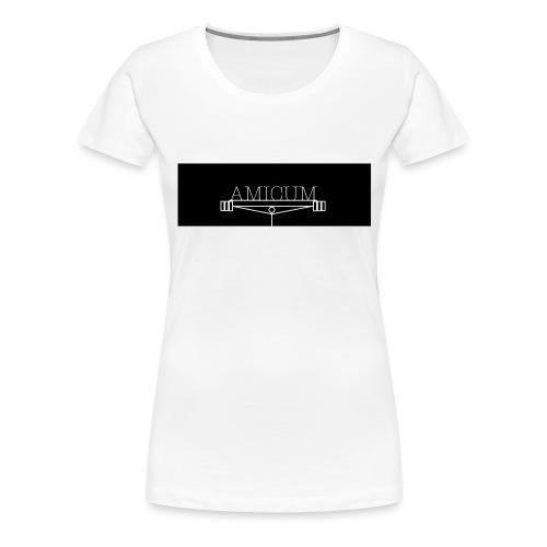 AMICUM GYM - Frauen Premium T-Shirt