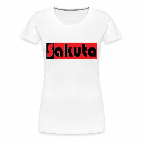 Sakuta 2 - Dame premium T-shirt
