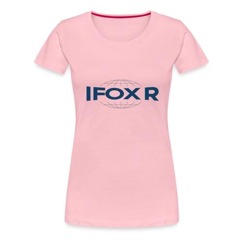 IFOX MUGG - Premium-T-shirt dam