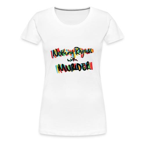 NRWM Podcast Original Logo - Women's Premium T-Shirt
