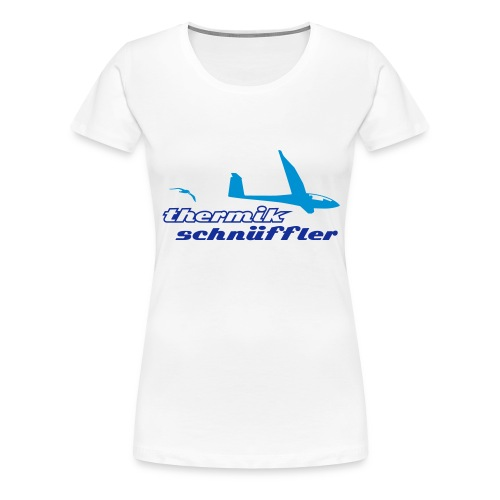 thermikschnueffler_a - Frauen Premium T-Shirt