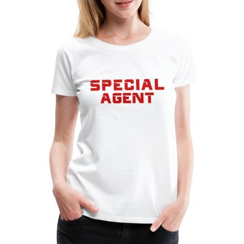SPECIAL AGENT I - Koszulka damska Premium