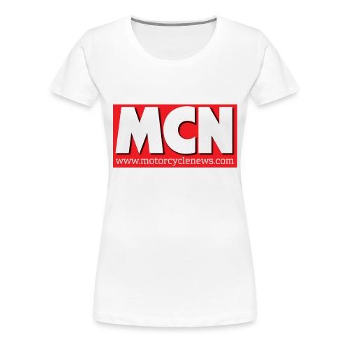 mcnlogo url - Women's Premium T-Shirt