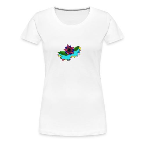 camista-png - Camiseta premium mujer