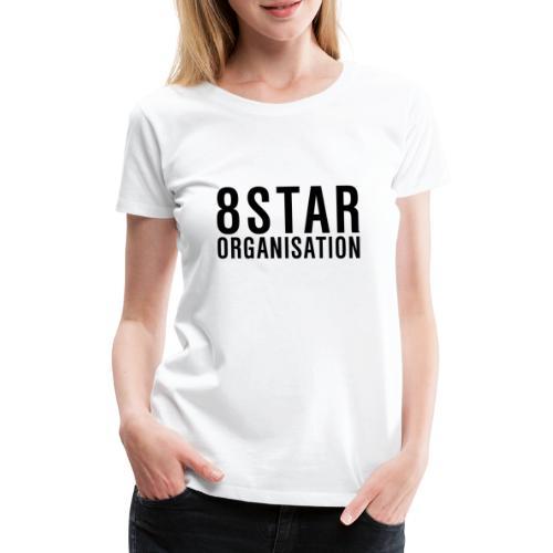 Eightstar Organisation Black Label - Frauen Premium T-Shirt
