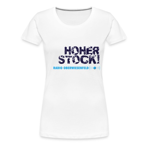 Unterbux Highsticking png - Frauen Premium T-Shirt