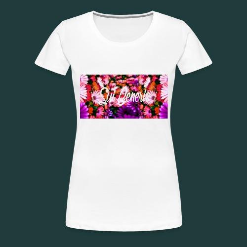 Sui Generis Woman - Maglietta Premium da donna