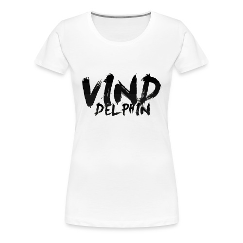 VindDelphin - Women's Premium T-Shirt