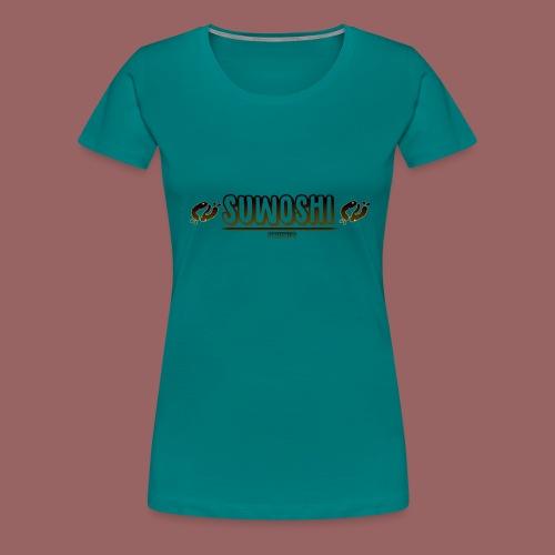 Suwoshi Streetwear - Vrouwen Premium T-shirt