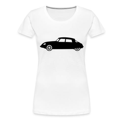 voiture DS ou ID - T-shirt Premium Femme