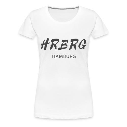 HRBRG - Hamburg Harburg - Frauen Premium T-Shirt