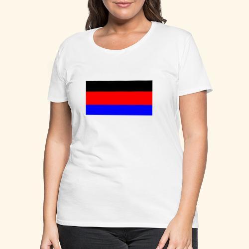 ostfrieslandfahne - Frauen Premium T-Shirt