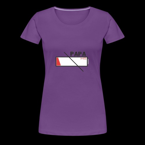 repos - T-shirt Premium Femme
