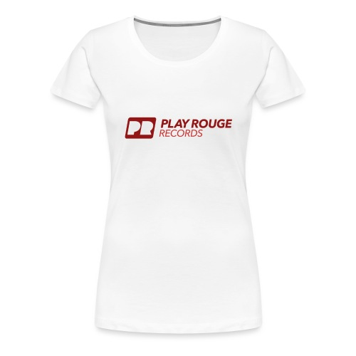 logo prr rgb 2600x800 png - Women's Premium T-Shirt