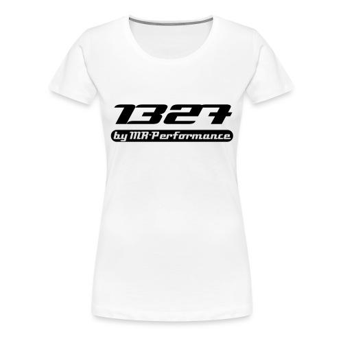 1327_Simple_Converted - Frauen Premium T-Shirt