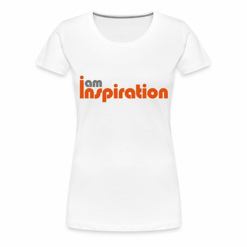 inspiration - Frauen Premium T-Shirt