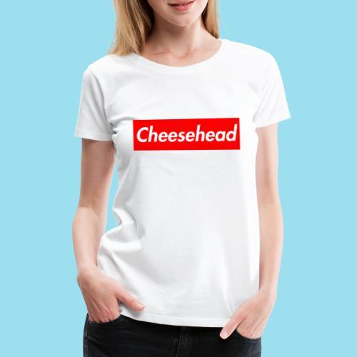 CHEESEHEAD Supmeme - Frauen Premium T-Shirt
