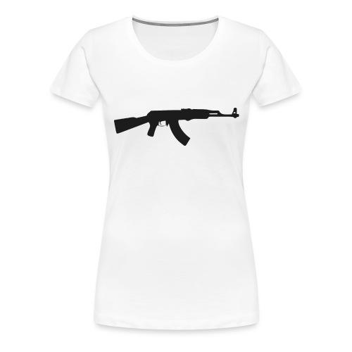 AK-47 - Naisten premium t-paita