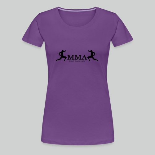MMA Fighters - Frauen Premium T-Shirt
