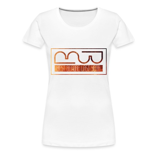 Cap logo Orange - Women's Premium T-Shirt