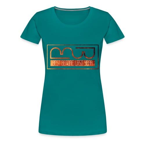 Cap logo Orange - Women's Premium T-Shirt