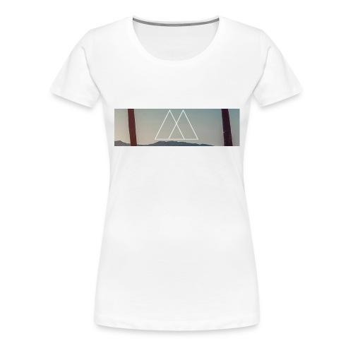 el tropical tiene un nuevo representante lvndscape - Frauen Premium T-Shirt