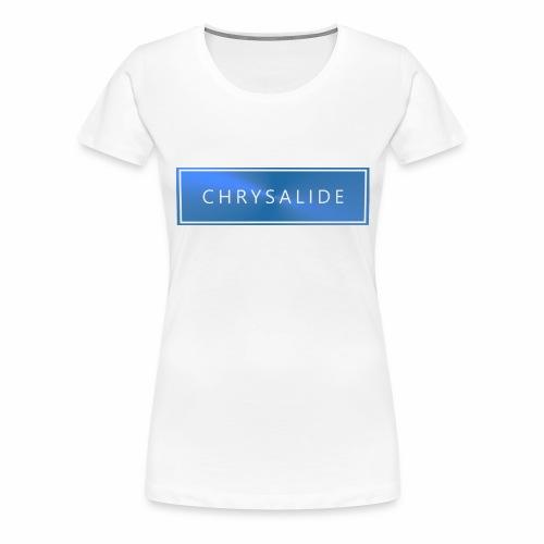 Chrysalide t shirt 014 petit format - T-shirt Premium Femme