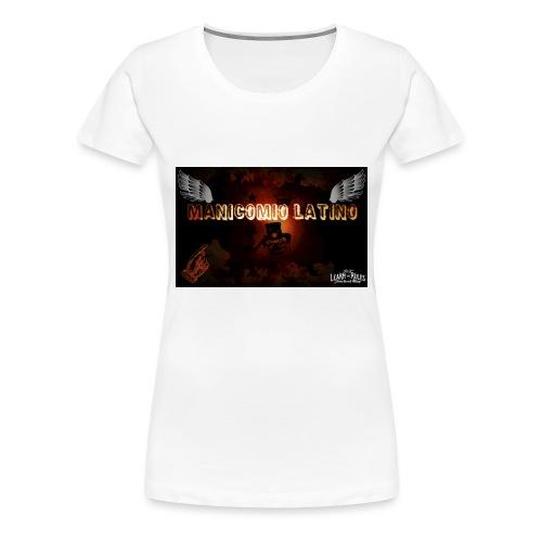 manicomio latino - Camiseta premium mujer