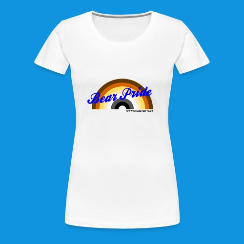 Bear Pride - Women's Premium T-Shirt