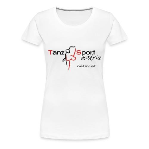 Logo OTSV V1 Internet gif - Frauen Premium T-Shirt