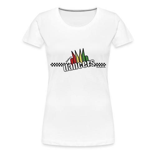 LogoDubTShirt2big.gif - Women's Premium T-Shirt