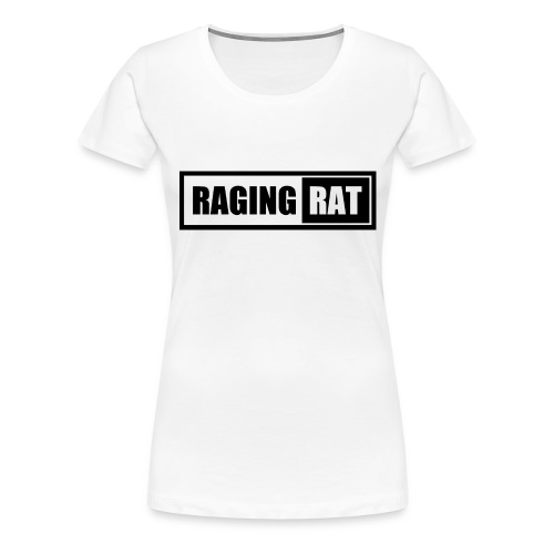 Raging Rat - Women's Premium T-Shirt