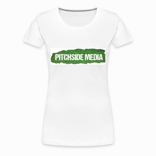 Pitchside media Mug - Women's Premium T-Shirt