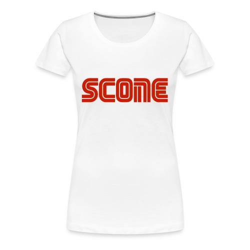 BrightScone - Frauen Premium T-Shirt