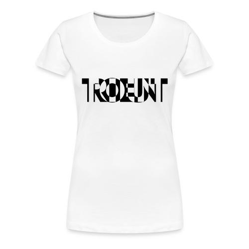 TOUT-RIEN #4 - T-shirt Premium Femme