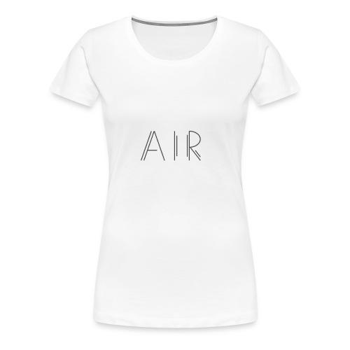 Air classic - hey - T-shirt Premium Femme
