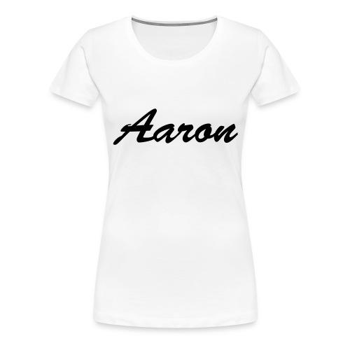 Aaron - Frauen Premium T-Shirt
