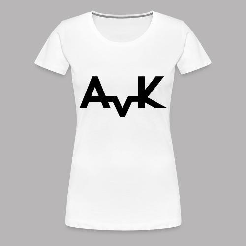 Basic AvK Shirt - Frauen Premium T-Shirt