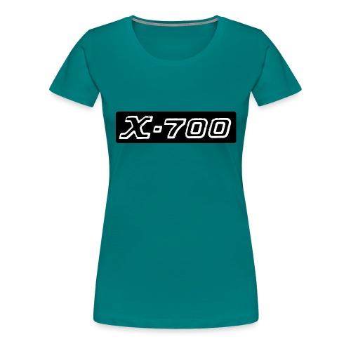 Minolta X-700 - Maglietta Premium da donna