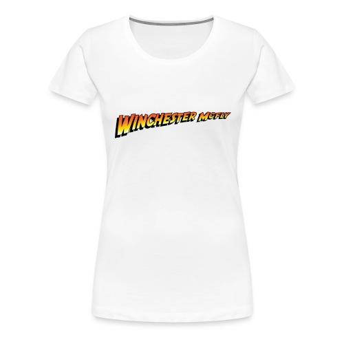 WMF Indiana Jones - Vrouwen Premium T-shirt